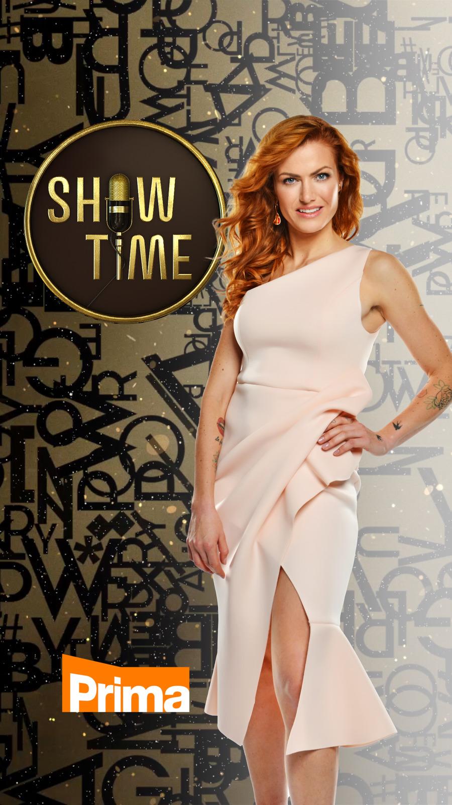 Gabriela Koukalová se stala moderátorkou Showtime.