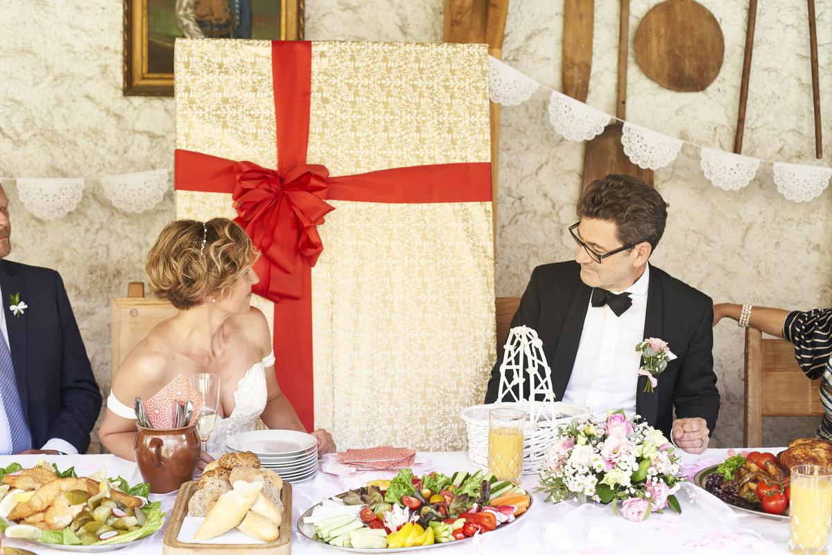 Seriálová svatba Jany Holcové a Radima Fialy v Ordinaci