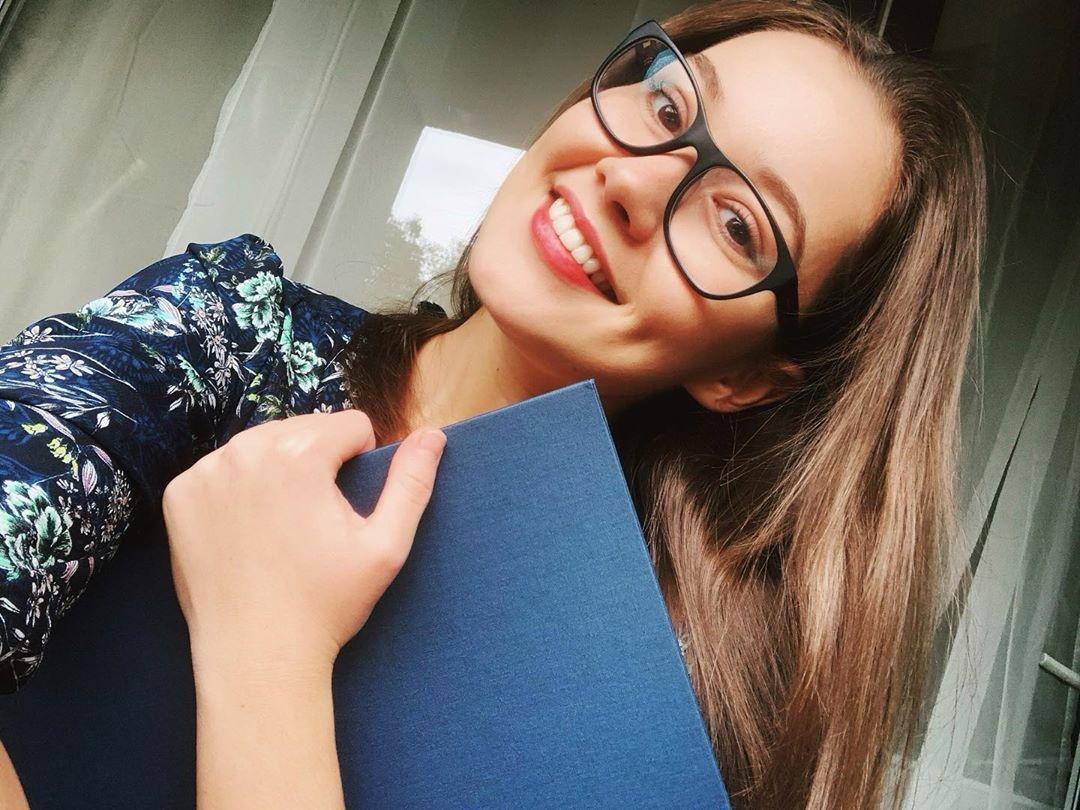 Sabina Rojková je bakalářkou!
