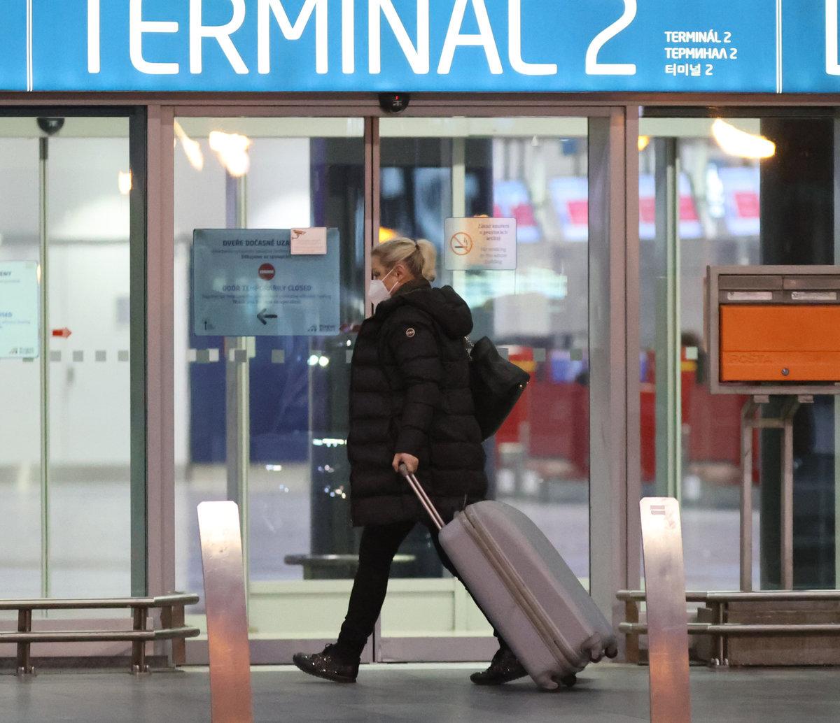Dominika Gottová odletěla zpátky do Finska.