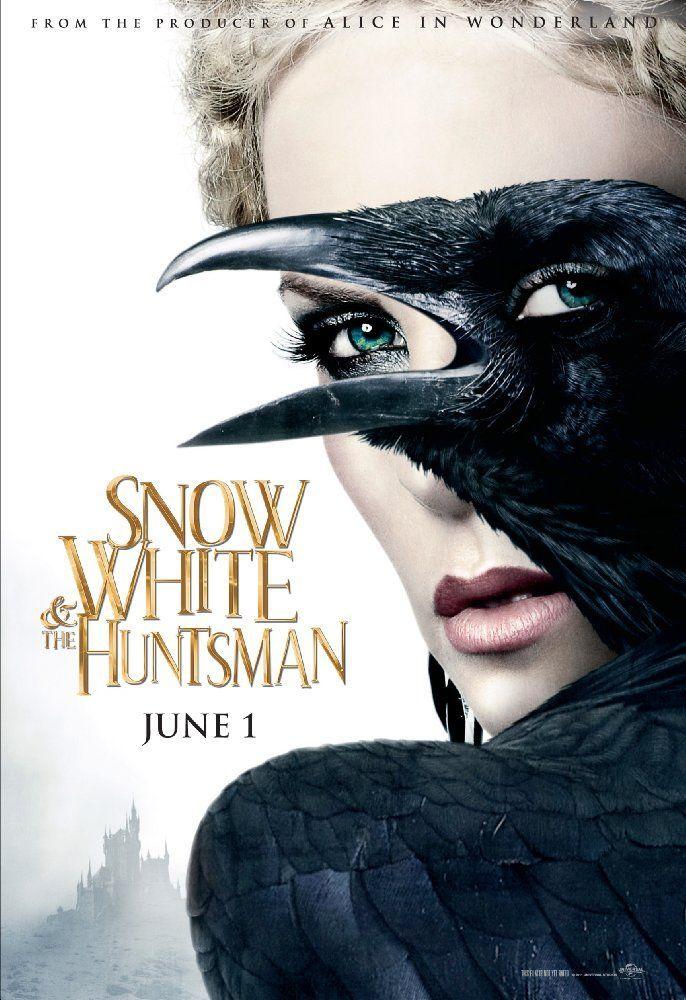 Charlize Theron jako čarodějnice ze Sněhurky a lovce