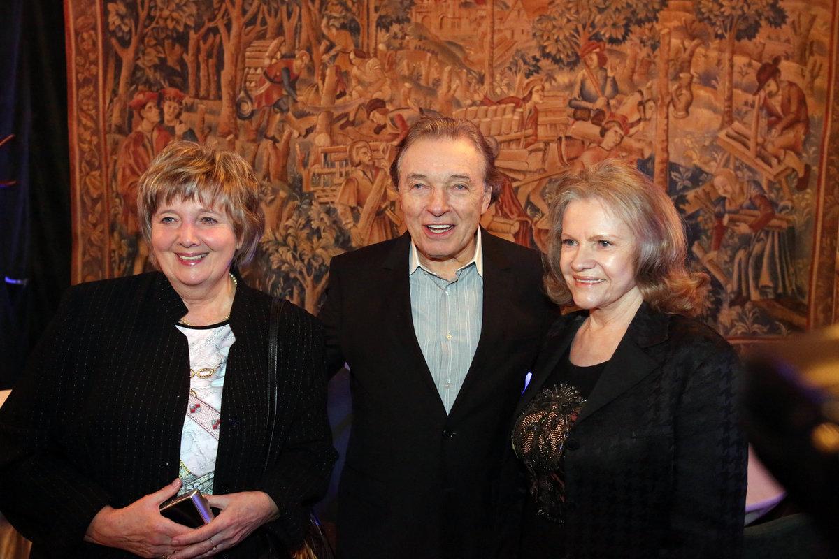 Karel Gott a Eva Pilarová