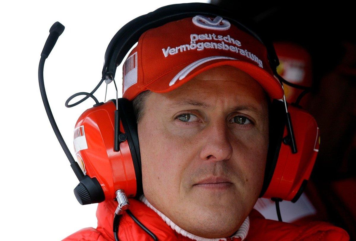 Legenda formule 1 Michael Schumacher