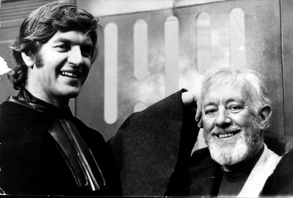Zemřel Dave Prowse, představitel Dartha Vadera z kultovních Star Wars