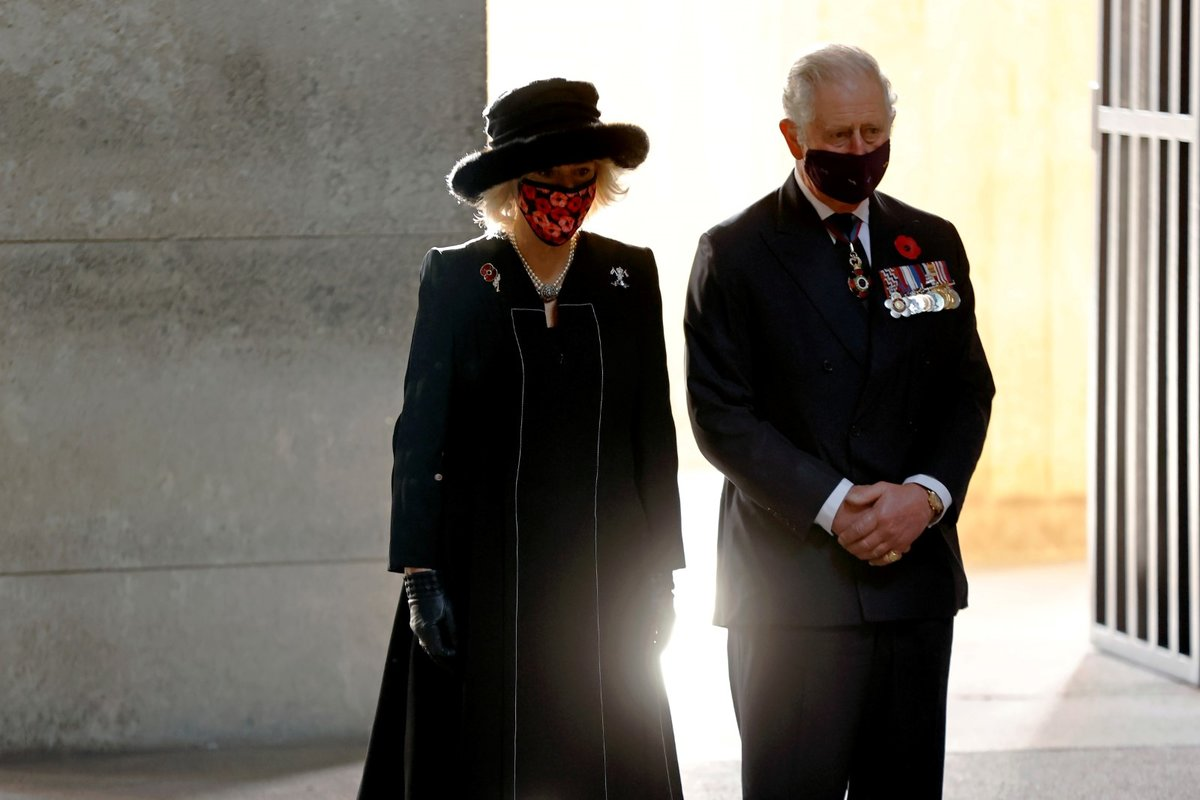 Spoustu charit propaguje i princ Charles.