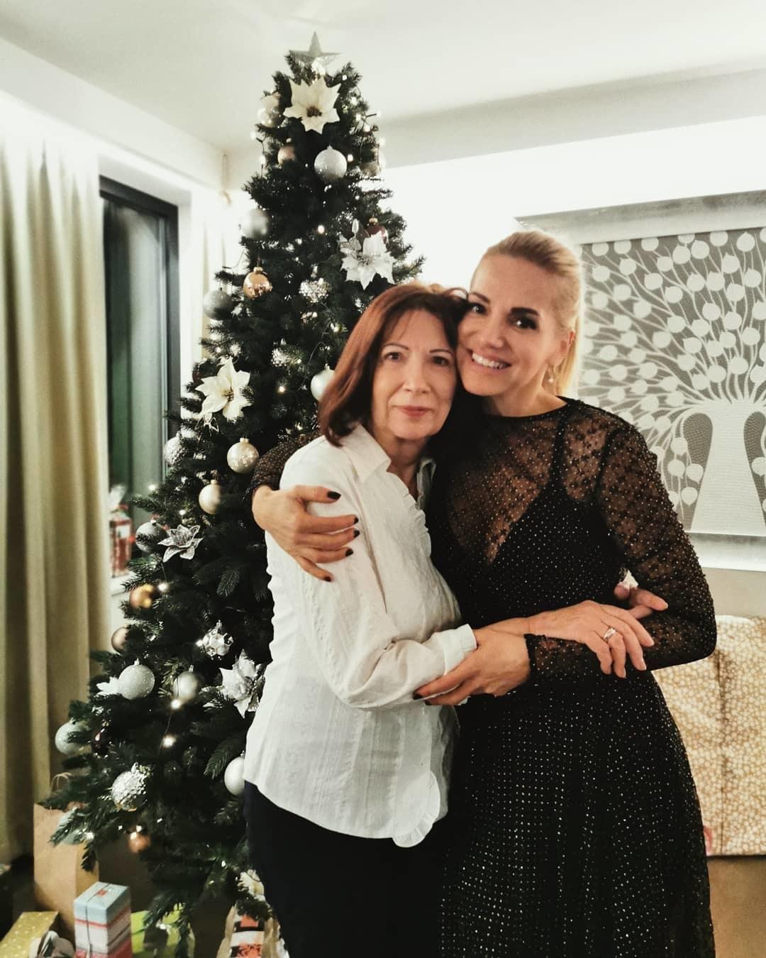 Vánoční modely slavných: Dara Rolins