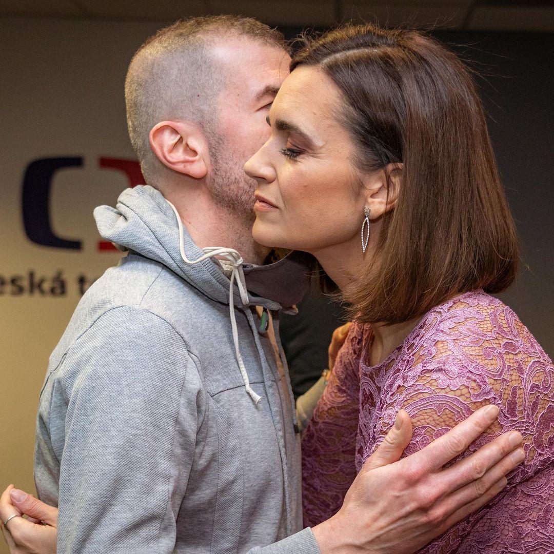 Daniela Písařovicová se loučila v České televizi