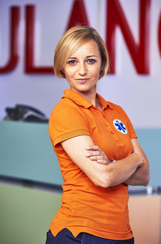 Jana Holcová alias Zita Drábová v Ordinaci