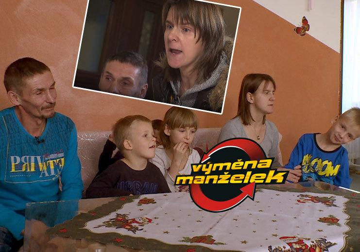 Lucie z Výměny manželek má prý osm dětí a dnes žije s odsouzeným vrahem