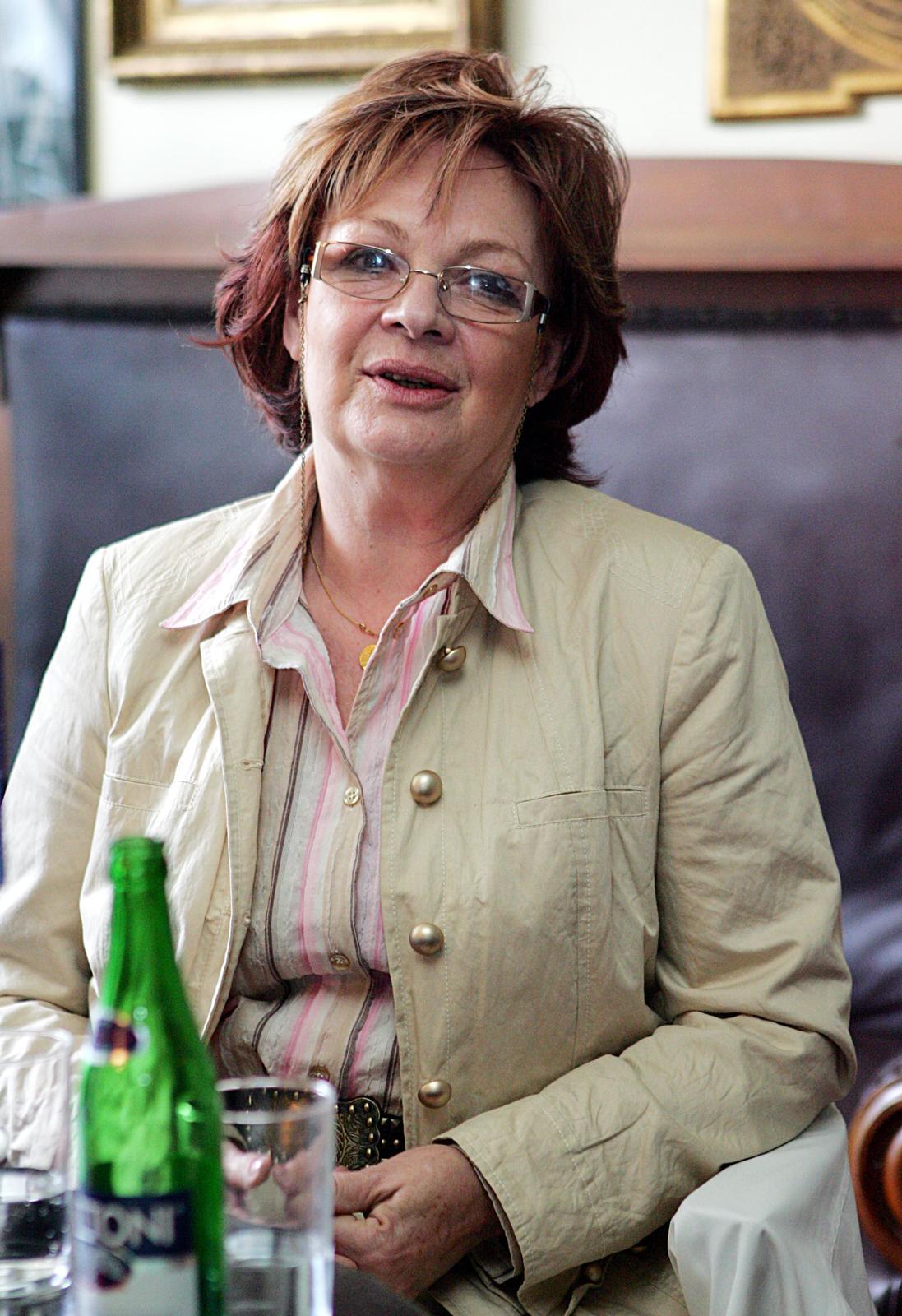 Jana Hlaváčová je vážně nemocná.
