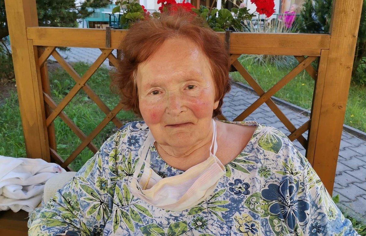 Maminka Věry Martinové