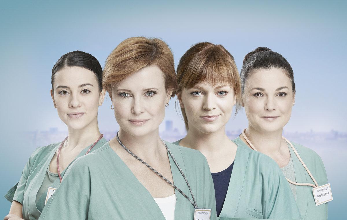 Seriál TV Nova Anatomie života