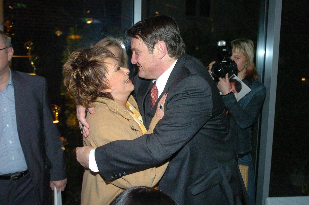Ladislav Štaidl a Jiřina Bohdalová
