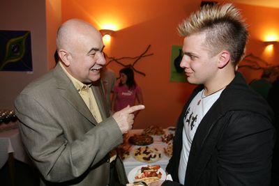 Tomáš Savka nabídku na spolupráci od Petra Hanniga odmítl.