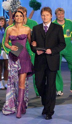 Moderátoři Mahulena Bočanová a Jaromír Bosák zvládli celý večer s přehledem.