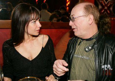 Petr Janda a jeho manželka Alice