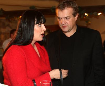Robert Beňo a Ivana Christová