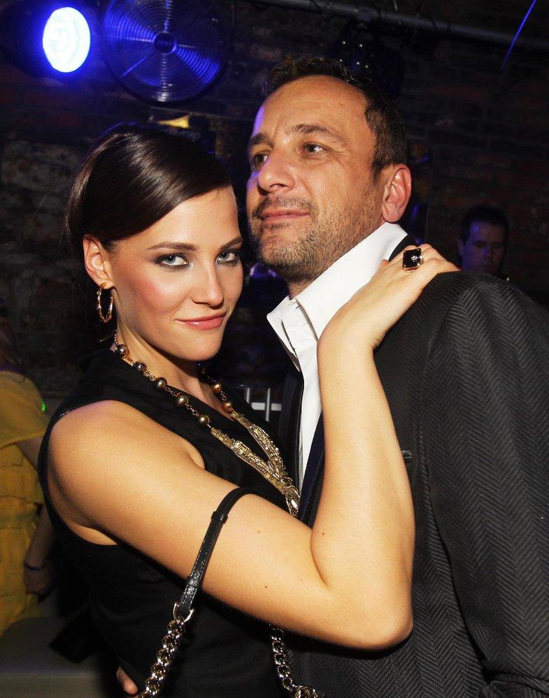 Robert Hájek s Miss Sokolovou, s Agátou randil v roce 2009