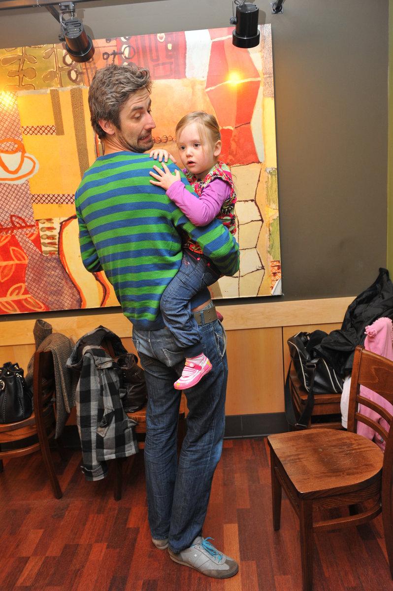 Zach a dcera