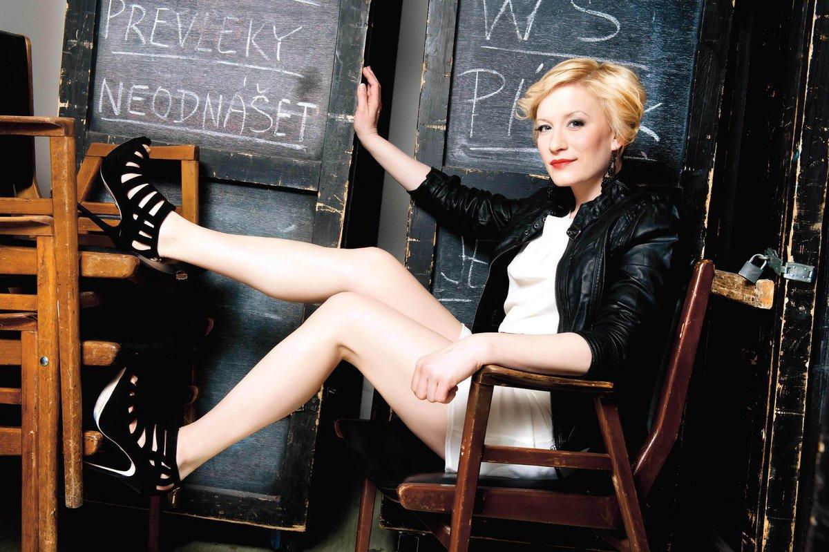 Helena Dvořáková je hlavně divadelní herečka