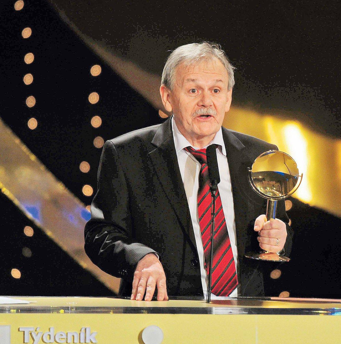 Patří k české moderátorské špičce, získal tři ceny TýTý