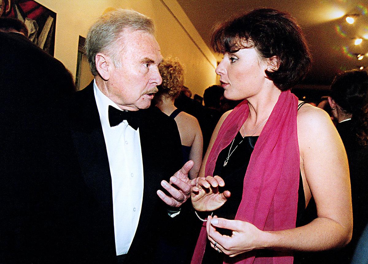 Luděk Munzar s dcerou Bárou Munzarovou
