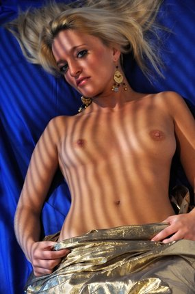 Sexy Barbora s vtípkem