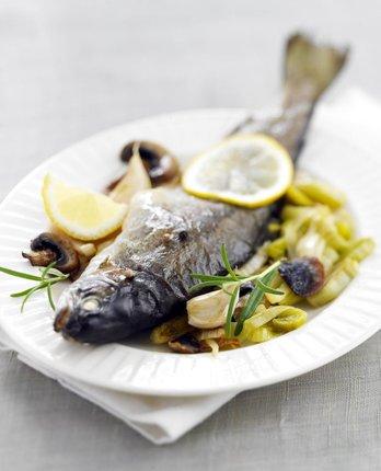 Ryby konzumujte nejlépe v zimě.