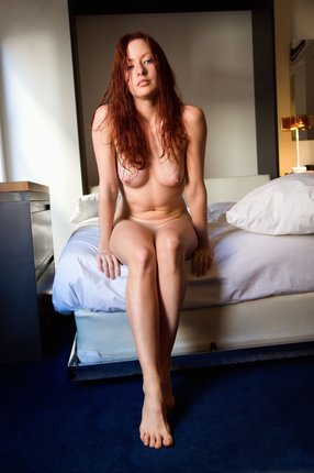 Sexy Julie s vtípkem