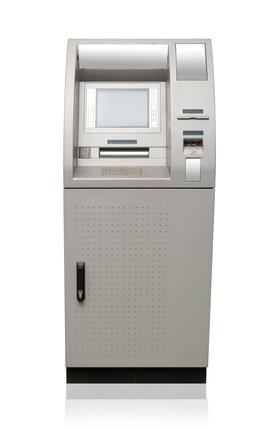 Bankomat - Bedna jako bedna, zloději rozdíl nepoznali.