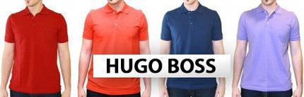 Polo trička Hugo Boss za exkluzivních 1210,- / Super akce trvající jen do konce měsíce!