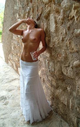 Sexy Radmila s vtípkem