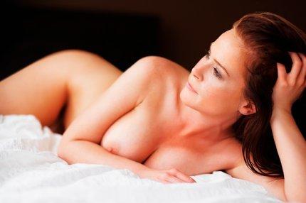 Sexy Karolína s vtípkem