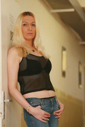 Sandra Svobodová ve vazební věznici Ruzyně