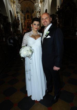 Andrea a Radek jsou manželé.