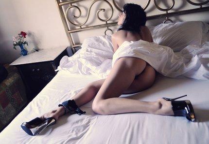 Vtípek se sexy Marinou