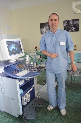 MUDr. Jan Šula, Vedoucí centra onkologické prevence.