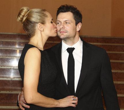Monika se do Tomáše Horny zamilovala až po uši.