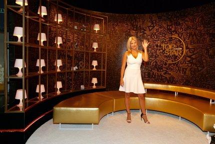 S novou moderátorkou Evou dostal TOP STAR magazín i nové studio za milion korun.