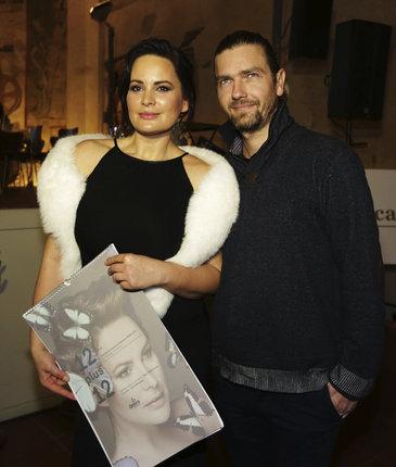 Jitka Čvančarová a Petr Čadek.