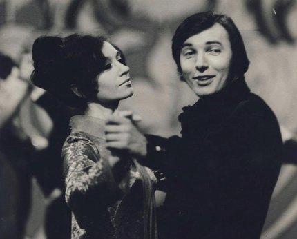 Seznámili se při natáčení hitu Lady Carneval pro televizi. A byla to láska...