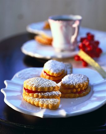 Terasy - skvělé cukroví podle cukráře Honzy.