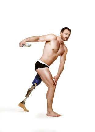 Jaroslav touží závodit na paraolympiádě.