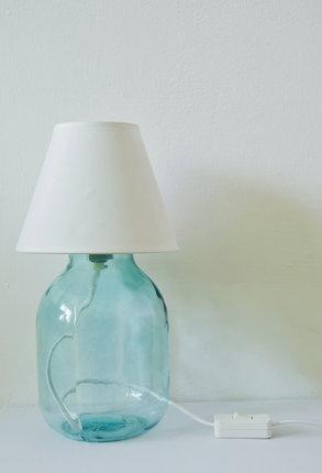 Stolní lampa ze zavařovačky? Ale proč ne!