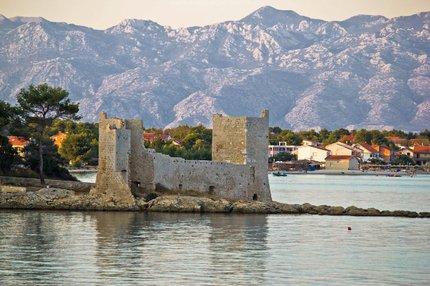 Ostrov Vir patří Chorvatsku.