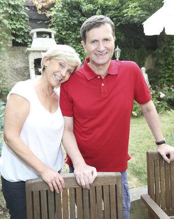 S Janem Hrušínským žije v manželství již od roku 1984.