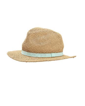 Slaměný klobouk, Takko, 299 Kč.