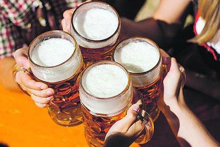 Pivní lázně mají příznivý vliv i na redukci hmotnosti!