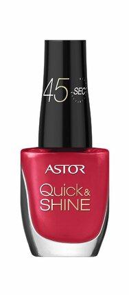 Lak na nehty Quick and Shine, Astor, 99 Kč.