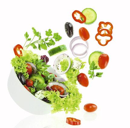 Jezte zdravě! Předejdete zažívacím problémům.